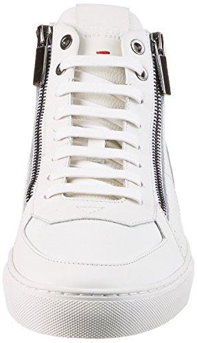 Hugo Futurism_hito_exo 10197259 01, Baskets Homme Blanc (White)