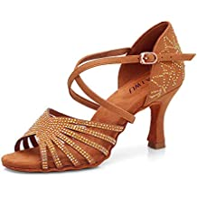 quantità limitata taglia 40 taglia 7 Amazon.it: Sandalo Da Ballo Latino