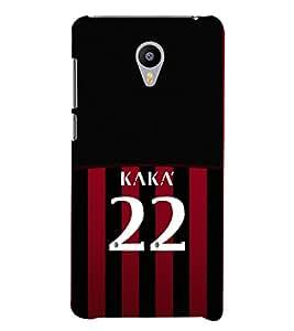 PRINTVISA Football Kaka Brazil Case Cover for MEIZU M3 NOTE