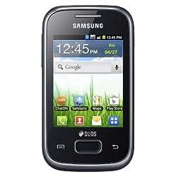 Samsung Galaxy Y Duos Lite S5302 (Black)