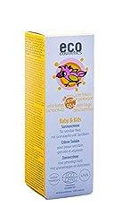 eco cosmetics: Baby $ Kids Sunscreen SPF 50 + (50 ml)