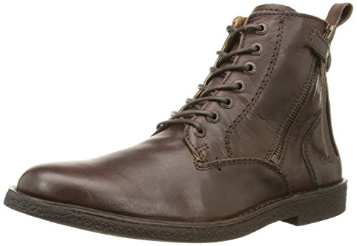 Kickers Mios, Boots homme Marron (Marron Foncé)