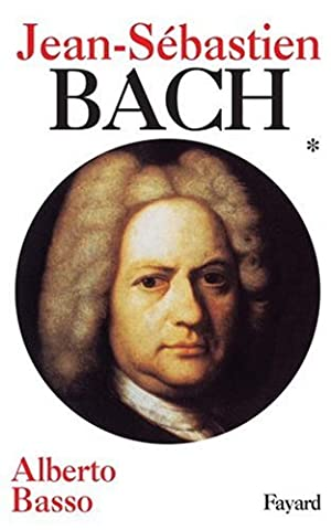 Les Grands Musiciens - Jean-Sébastien Bach, tome 1 :