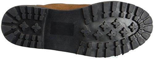 Wolpertinger Unisex-Erwachsene Wadln Derby Braun (burned brown suede)