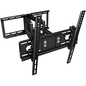 Ricoo wandhalterung tv schwenkbar neigbar s5244 - Tv wandhalterung 75 zoll ...