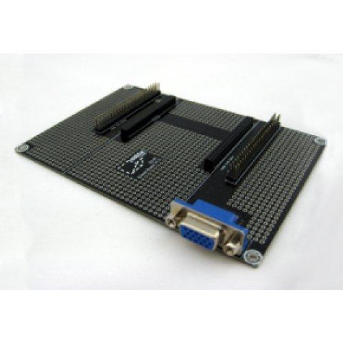 Preisvergleich Produktbild Proto Cubie Schneidebrett mit VGA Stecker Neue IT