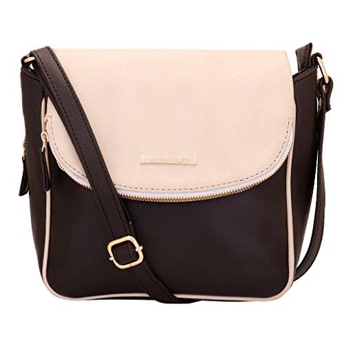 Lapis O Lupo Bianco Sporco Women's Sling Bag (Off white)