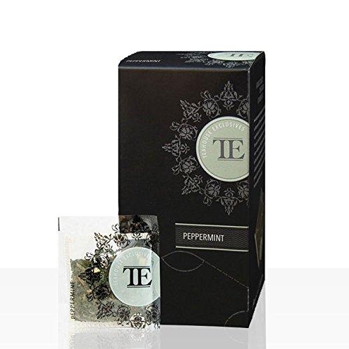 TE - Luxury Teahouse Exclusives Peppermint Pfefferminze 6 x 15 Beutel á 2,5g