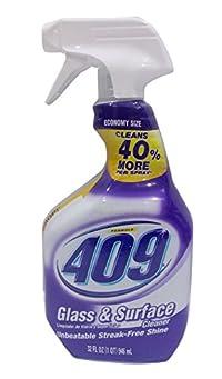 Formula 409 Cleaner Spray - Glass & Surface, 946ml Bottle