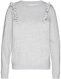 15a9cf5505c9 armedangels Damen Sweatshirt aus Bio-Baumwolle - Vega - GOTS, Organic,  CERES-