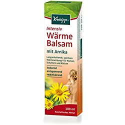 Kneipp Wärme Balsam mit Arnika, 100 ml