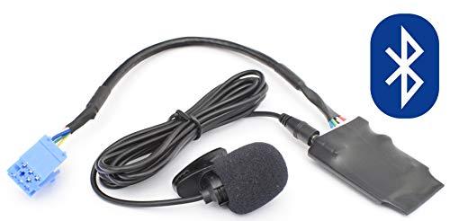 Bluetooth Audio vivavoce per Alfa Romeo 147, 156, 159, Mito, Giulietta, Brera, GT, Spider - - - FIAT: 500, Bravo, Doblo, Ducato, Panda, Punto, Stilo, Idea, Croma, Palio - - - L