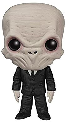 Doctor Who Funko Pop! - The Silence 299 Figurine de collection