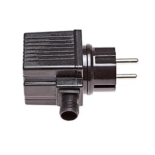 CLGarden 24V AC Ersatz Trafo 400mA 9,6VA 9,6 Watt 9,6W für LED Kirschbaum LEDKB200 Lichterketten