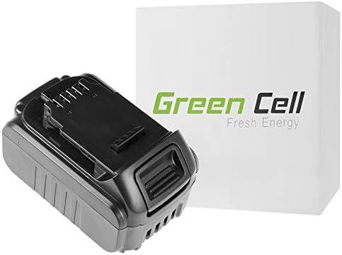 verde Cell® Cell® Cell® Utensili Elettrici Batteria per DeWalt DCD791D2 (Panasonic Li-Ion celle 5 Ah 18V) | caratteristica  | a prezzi accessibili  | The King Of Quantità  473f7c