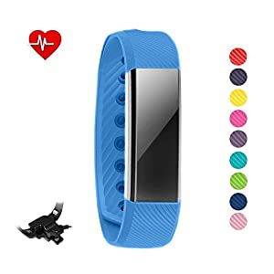 STAY Active SLEEPA – Sleep Tracker Wristband Smart Watch | Sleep Monitor Watch for iPhone And Android | Activity Tracker Pedometer Watch | Heart Rate Monitor Pedometer For Walking
