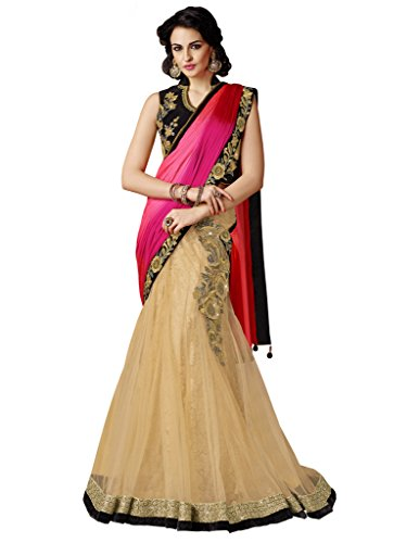 Mahotsav Women\'s Net Velvet one minute Sarees ( 4030 )