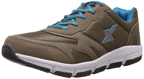 Sparx Men's Camel and Turquoise Running Shoes - 7 UK/India (40.67 EU) (SX0205G)