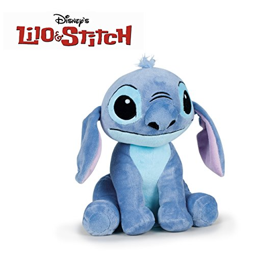 Stitch 27 Cm Peluche Serie Disney Tv Lilo & Stitch Originale Di Alta Qualità