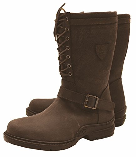 Horseware Short Country Boots 39 EU Brown - Protector Pferd Body