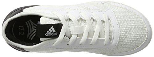 adidas Jungen Ace Tango 17.2 in J Futsalschuhe Mehrfarbig (Ftwwht/ftwwht/cblack)