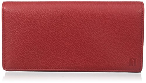 hartmann-belle-city-continental-wallet-red-one-size