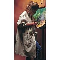 Corot ABLF Modelo Mujer Bata de Pintura Beige 102 x 160 ...