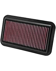 K&N 33-2968 High Performance Replacement Car Air Filter