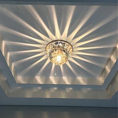 Luces de Techo Blanco Cálido / Blanco Fresco Cristal / LED / Mini Estilo / Bombilla Incluida 1 pieza , 110-120v