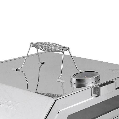 Blaze Box BBQ Pizza Oven for Outdoor Garden Gas Barbecues