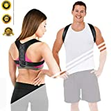Privfit Posture Corrector for Women & Men, Clavicle Support Back Brace Medical Device