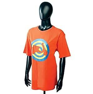 Vespa Men's T-Shirt (Red, XL)