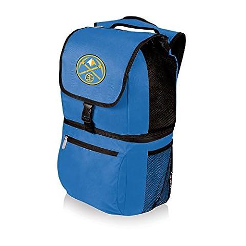 NBA Denver Nuggets Zuma Insulated Cooler Backpack, Blue
