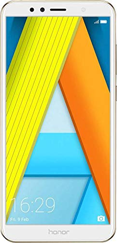 Honor 7A Smartphone da 16 GB, Dual SIM, 4G, 5.7', 13 MP, Oro
