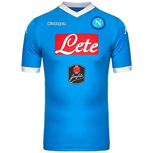 Camisa de Deporte - Kombat Extra Napoli - Azure-White - XXXL