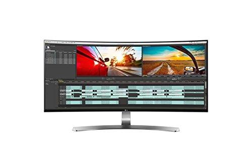 LG 21:9 Ultrawide 34UC98-W 34-inch Monitor (White) image - Kerala Online Shopping