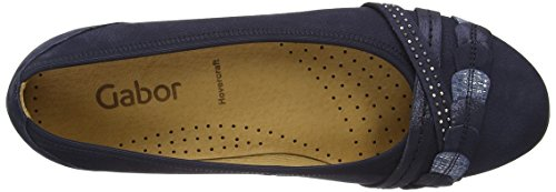 Gabor Shoes - Gabor, Ballerine da donna Blu