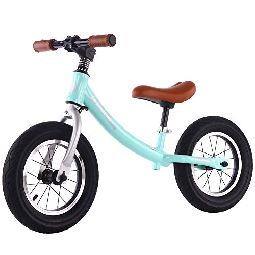 CAR Balance Zum Pedal Bike,Blue -