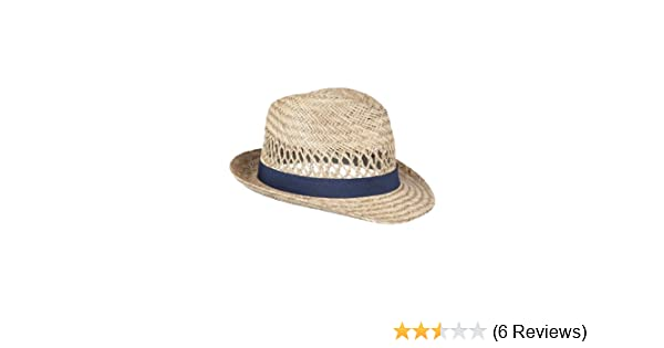 58cm Mountain Warehouse Womens Breathable Summer Hats with 100/% Straw One Size