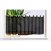 suchergebnis auf f r scheibengardinen blickdicht k che haushalt wohnen. Black Bedroom Furniture Sets. Home Design Ideas