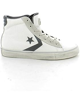 Converse - Converse Pro Leather Vulc Distressed Scarpe Uomo Bianche
