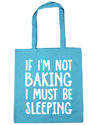 HippoWarehouse ,  Damen Strandtasche Gr. Einheitsgröße, Blau (Surf Blue) Brownies Muffin Pan