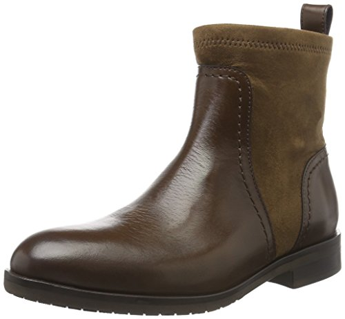 Tommy Hilfiger B1285erry 21c, Bottes Classiques femme Marron - Braun (Coffee 211)