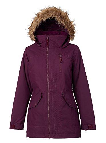 Burton Cadence Hazel - Cazadora de snowboard para mujer, Otoño-invierno, mujer, color Starling Wax, tamaño small