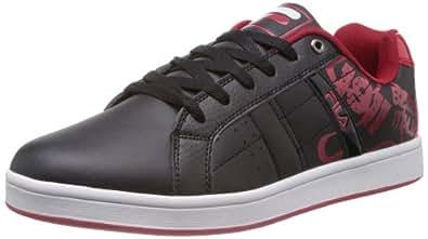 Fila Men Flow Ii Black and Red Sneakers -9 UK/India (43 EU)