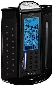 Lexibook SM2000 Station météo avec humidificateur intégré