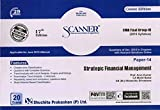 Solved Scanner CMA Final Group-III (2016 Syllabus) Paper-14 Strategic Financial Management (Assessment Year 2019-20)
