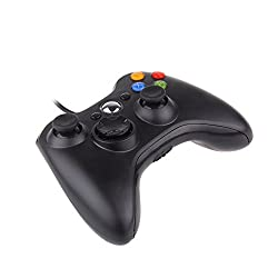 TSI Xbox 360 Wired Controller for Xbox 360 and PC (Compatible/Generic)
