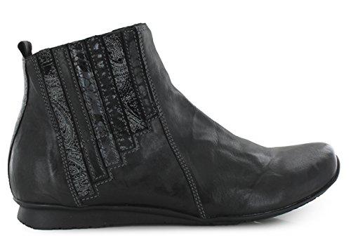 THINK ! CHILLI 85104 - Bottines / Boots - Femme - schw.-kombi.