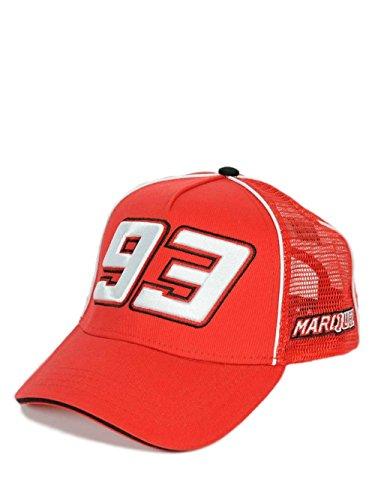 Gorra Marc Marquez 93 estilo trucker